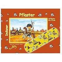 KINDERPFLASTER Indianer Briefchen 10 ST PZN 9484815 preisvergleich bei billige-tabletten.eu