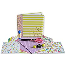Toga KT68 Jolies búhos Kit Scrapbook papel 23,0 x 26,0 x 5,5 cm), multicolor