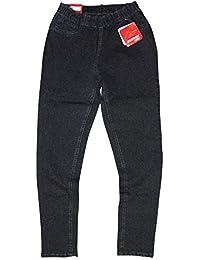 stooker Floride d'été pour femme jeans slim stretch Pantalon léger