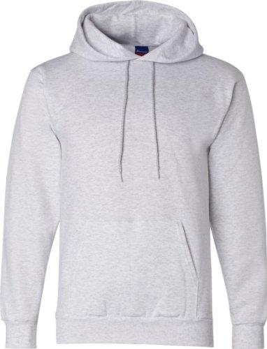 Champion Mens 50/50 EcoSmart Pullover Hood (S700) silbergrau