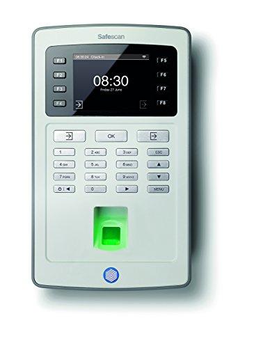 safescan-ta-8035-zeiterfassungssystem-mit-rfid-kartenleser-und-fingerprintsensor-komplett-system-ink