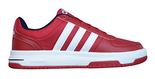 adidas Cloudfoam Hoops Hommes Chaussures de basket-ball / Chaussures red