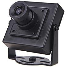 "KKmoon HD Mini Cámara CCTV 700TVL 1/3"" CMOS PAL Lente 6mm MTV Video FPV Seguridad de Vigilancia para Hogar Pluy and Play"