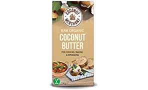 Organic Coconut Butter - 200g pack of 4