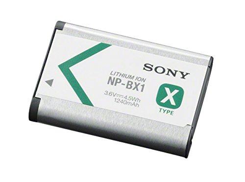 Sony NP-BX1 serie X batería recargable cámaras compactas