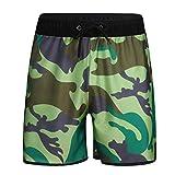Dorical Hommes Shorts de Bain-Grande élasticité Imprimé Camouflage,Shorts de Sport,Short de Bain,2019 Nouveaux Produits,Mode Sauvage-Shorts,Boxer,Court de Sport/Plage/Beach