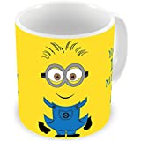 Illuminati Gifts You Are 1 In A Minion Sis Special Design Printed Multicolor Ceramic Coffee Mug - 325 Ml Rakhi Raksha Bandhan Gift For Sister, Rakshabandhan Return Gift For Sister