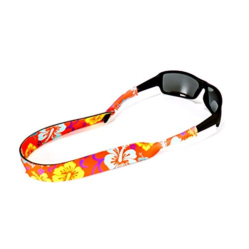 Ukulelen Premium Sonnenbrille Gurt-Langlebig & Weiche Eyewear Retainer mit Floating Neopren Material-Sicher für Ihre Brille, und Eyewear, The Kowabungas, 1 Strap