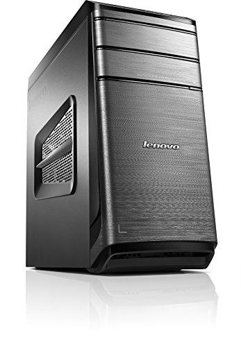 Lenovo ideacentre 700 Desktop PC (Intel Skylake Core i5-6400 Quad-Core Prozessor, 3,3GHz, 8GB RAM, Hybrid 1TB + 8 GB SSHD, NVIDIA GeForce GTX 750 TI  2 GB, DVD-Brenner, Windows 10) schwarz
