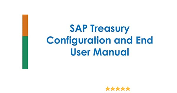 sap treasury configuration and end user manual a step by step guide rh amazon in SAP-FICO Posting SAP-FICO Posting