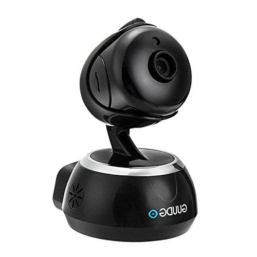 Ab 2-wege-schalter Box (Wireless IP-Kamera, Hizek 720P Wifi Überwachungskamera Außen Kabellos Funkkamera Sicherheitskamera für Smartphone Android / iOS - Schwarz)