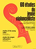 Etudes du jeune violoncelliste (60)