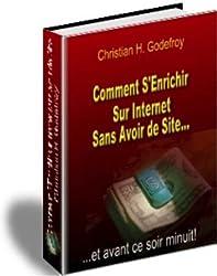 COMMENT S'ENRICHIR SUR INTERNET