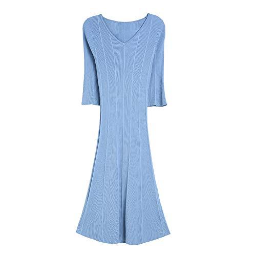 Kyotech vestito corto donna di pizzo gonna scoll a v mini abito a pieghe signore abiti matrimonio damigella vestito estivo con taglia unica