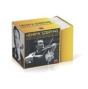 Henryk Szeryng Complete Edition