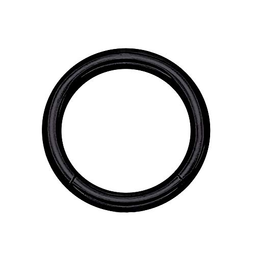 eeddoo Black Steel - Segment Clicker 1,6 mm 8 mm