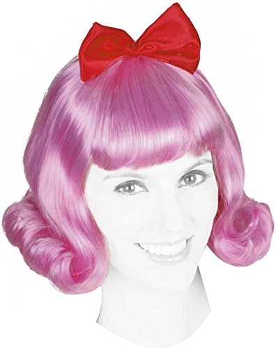 Ciao-Perücke Schneewittchen, Pink