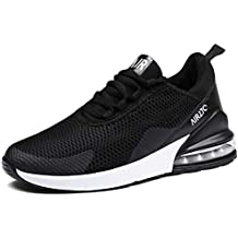 buy online 8552f 7c84a GNEDIAE Mixte Adulte AIR 270 Bas-Top Running Baskets Chaussures Outdoor  Running Gym Fitness Sport