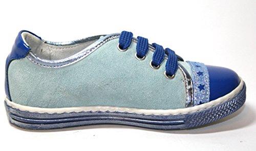 Lot sport cherie 219 enfants chaussures filles chaussures (sans boîte) Bleu - Bleu