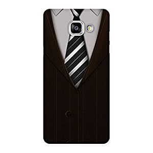 NEO WORLD Remarkable Suit Print III Back Case Cover for Galaxy A5 2016