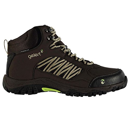 Gelert-Mens-Horizon-Waterproof-Mid-Walking-Boots-Lace-Up-Shoes-Outdoor-Mesh