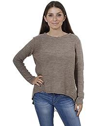 Key Largo - T-shirt de sport - Uni - Manches Longues - Femme