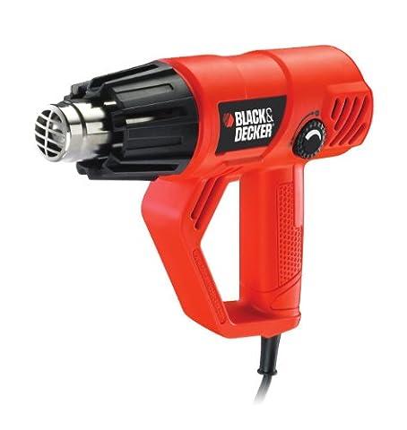 BLACK+DECKER KX2001K-GB Heat Gun, 2000 W