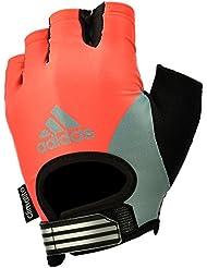 Adidas Gants de Fitness-Red Sunrise Taille M
