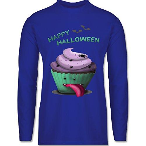 Gummibärchen Lustige Kostüm - Shirtracer Halloween - Halloween Treats - XXL - Royalblau - BCTU005 - Herren Langarmshirt