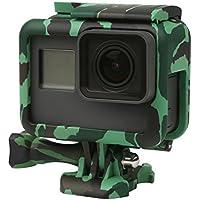 SHOOT Protective Frame Mount Housing Case Cover for GoPro Hero 7 Balck Hero 6 Hero 5 HERO(2018) GoPro Skeleton Frame