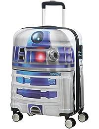 American tourister - Disney Wavebreaker Star Wars R2D2, Spinner 55/20, 55 cm, 36 L, 3.3 KG Multicolour (Star R2d2)
