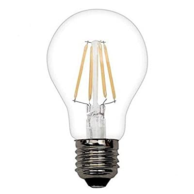 Splink LED Glühbirne E27 Vintage Retro Edison Dimmbar Filament Glühlampe 220V 4W Ersetzt 40W Fadenlampe Beleuchtung für Haus
