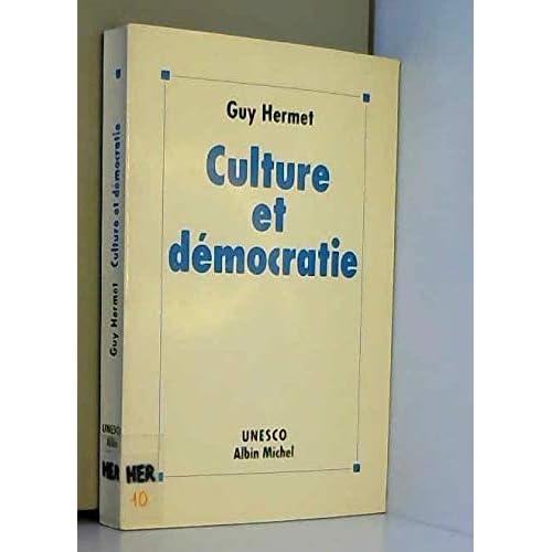 Culture et démocratie