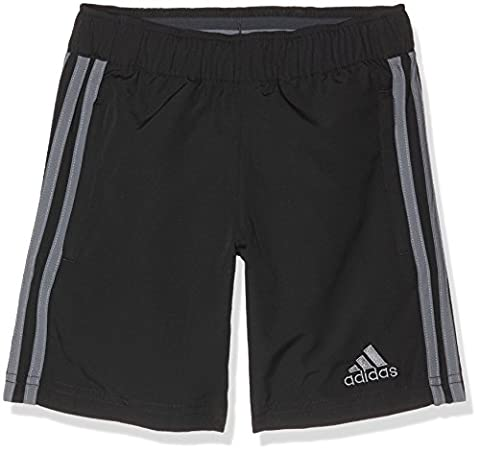 adidas Jungen Shorts Condivo 16 Woven, Black/Vista Grey S15, 128, AN9859