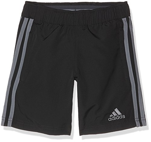 adidas Jungen Shorts Condivo 16 Woven, Black/Vista Grey S15, 140, AN9859 (Adidas Sportkleidung)
