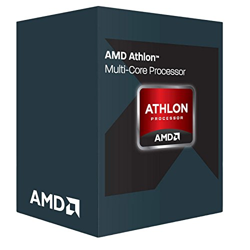 Galleria fotografica AMD X4 950 3.5GHz 2MB L2 Box processor - processors (AMD Athlon X4, 3.5 GHz, Socket AM4, PC, 28 nm, 64-bit)