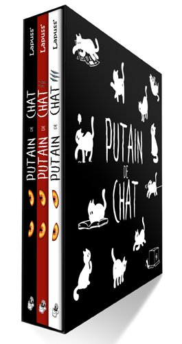 Putain de Chats - Le coffret
