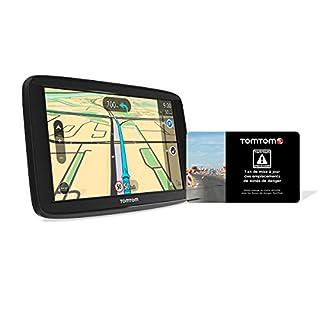 TomTom Start 62 (6 Pouces) - GPS Auto - Cartographie Europe 48 Cartographie à Vie + Scratchcard 1 an de Mise à Jour Zones de Danger (B07RW6BQS4) | Amazon Products