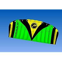 Paraflex 2.3 lenkmatte-volant sport vert