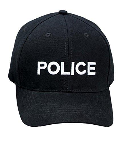 Adult Police Baseball Cap Standard - Officer Baseball