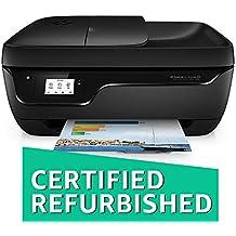 (CERTIFIED REFURBISHED) HP DeskJet 3835 All-in-One Ink Advantage Wireless Colour Printer (Black)