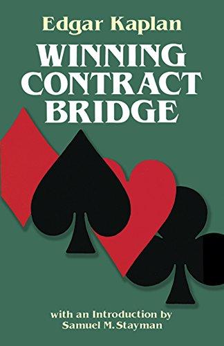 Winning Contract Bridge por Edgar Kaplan
