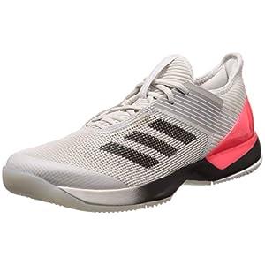 adidas Damen Adizero Ubersonic 3 W Tennisschuhe, weiß