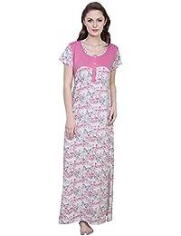 7c06c993d0 Claura Women s Nighties   Nightdresses Online  Buy Claura Women s ...