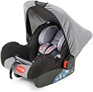 LuvLap 4-in-1 Infant/Baby Car Seat & Carry Cot with Canopy, 0 to 15 Months (G