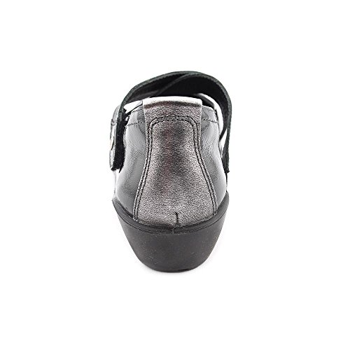 Romika Citylight 71 Cuir verni Mary Jane Talons Black-kombi