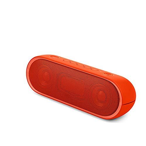 XSCZJL Altavoz inalámbrico Bluetooth Subwoofer inalámbrico, Altavoz portátil, Impermeable, al Aire Libre,...