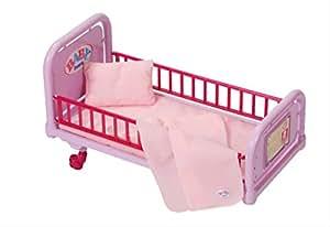 baby born lit d 39 h pital accessoire pour poupon jeux et jouets. Black Bedroom Furniture Sets. Home Design Ideas