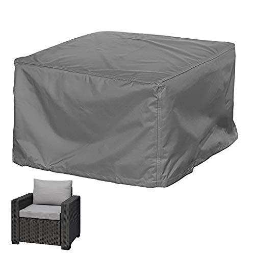 Hentex Cover Schutzhülle Abdeckung für Lounge Chair Adirondack Gartenmöbel Sessel Stuhl