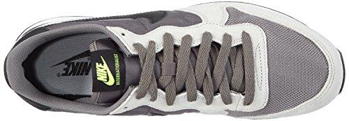 Nike Internationalist, Chaussures de sport homme Gris - Grau (Dk Pewter/Black-Strt Grey-Vlt 007)